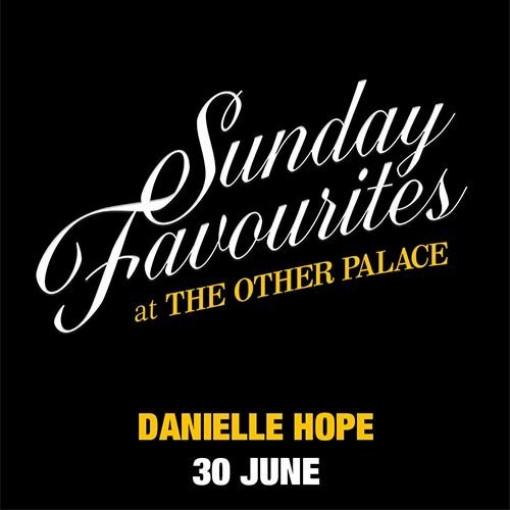 Sunday Favourites - Danielle Hope